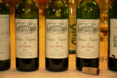 05.11.2011 - Exklusive Bordeauxweinprobe