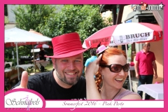 Sommerfest Pink-Party 2016