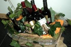 Unser spezieller Service - Buffet-Variationen und Weinpräsente